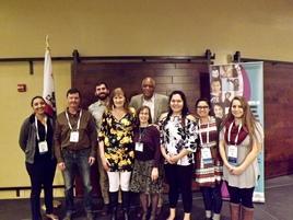 Group photo of 2018 RWJF-CCPH Award recipients