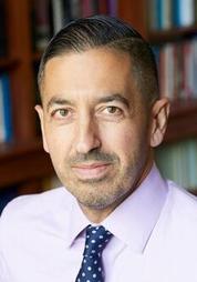 Headshot of Dr. Sandro Galea