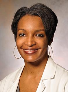 Dr. Monica Peek headshot