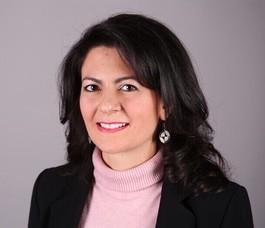 Dr. Rada Dagher headshot