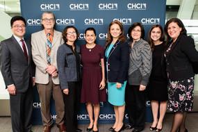 Group photo at 2019 Congressional Hispanic Caucus Institute