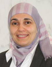 Headshot of Dr. Sherine El-Toukhy