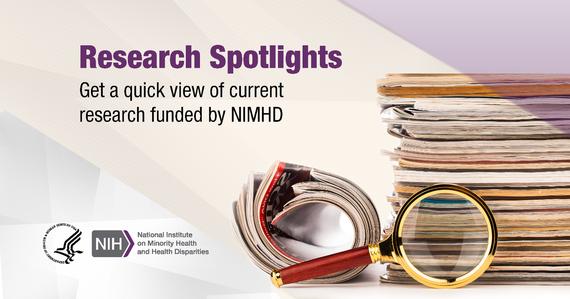 NIMHD Research Spotlight