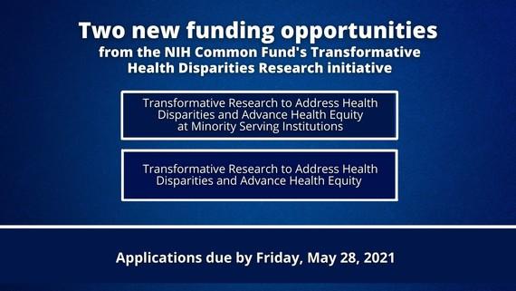 NIH CommonFund FOA