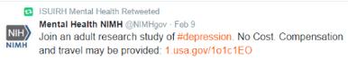 Univ of Idaho Tweet