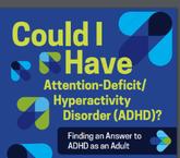NIMH Adult ADHD Brochure