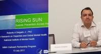 Roberto Delgado Rising Sun