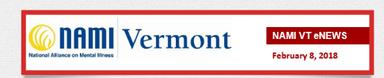 NAMI VT Enewsletter Banner