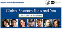 NIMH Clinical Research and You Fact Sheet