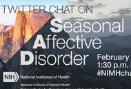 NIMH SAD Twitter Chat image