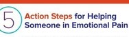 NIMH Infographic: 5 Action Steps image
