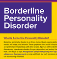 NIMH Borderline Personality Disorder brochure