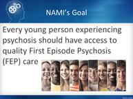 NAMI Michigan CSC Presentation Slide
