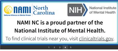 NAMI NC Homepage