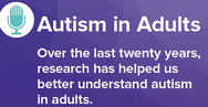 NIMH Podcast: Autism in Adults Podcast