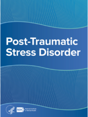 PTSD brochure cover image