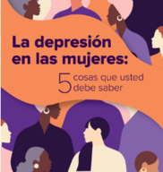 Spanish Depression in Women brochure image