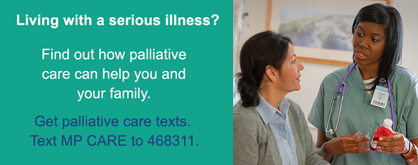 Palliative Care Texts