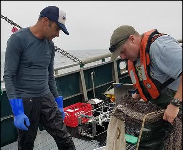 Fishermen Scientists Collaborate