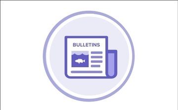 Fishery Bulletins icon