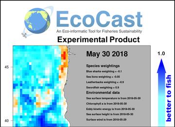EcoCast Map v2