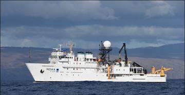 NOAA Ship Oscar Elton Sette