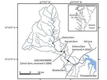 Patapsco Dam Watershed