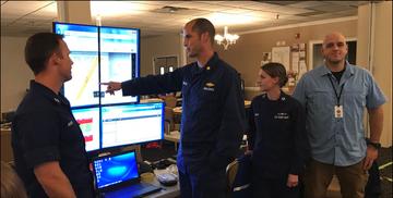 NOAA Response to Florence
