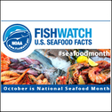 Seafood Month Badge square