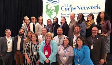 Corps Network Award