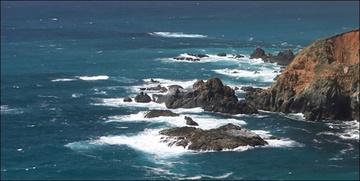 West coast waters