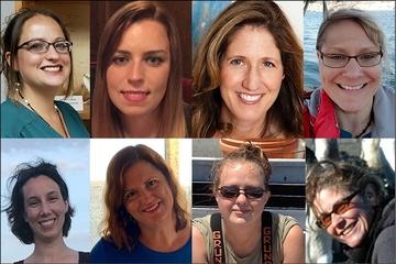 Women of NOAA Electronic Tech