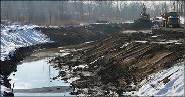 Michigan Dam Removal