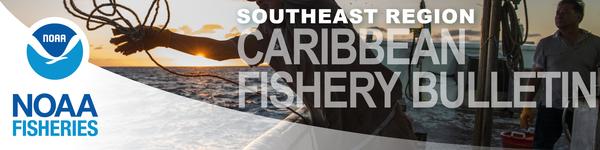 Caribbean Fishery Bulletin masthead