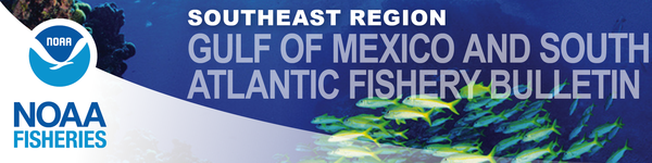 Gulf of Mexico and South Atlantic Fishery Bulletin masthead