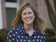 """Carrie Selberg Robinson, new Director of NOAA""""s Office of Habitat Conservation"""