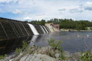Weldon Dam on the Penobscot River in Maine. Photo courtesy Brookfield Renewable Power