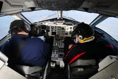 Pilots en route to Texas