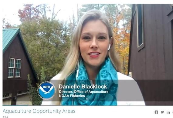Danielle Blacklock introduces AOA educatioaln video.