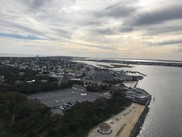 Barnegat from top of lighthouse, NOAA Fisheries