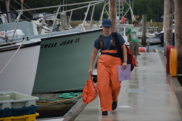 Fisheries observer, NOAA Fisheries