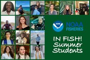 InFish! Summer Students NEFSC