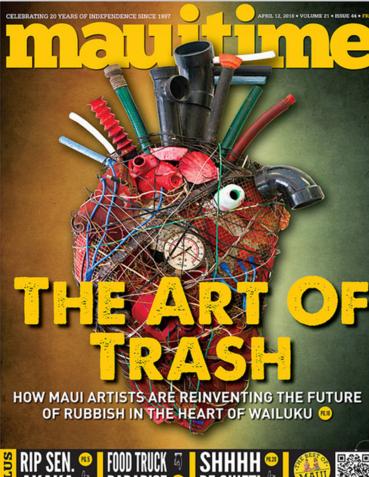 The Art of Trash