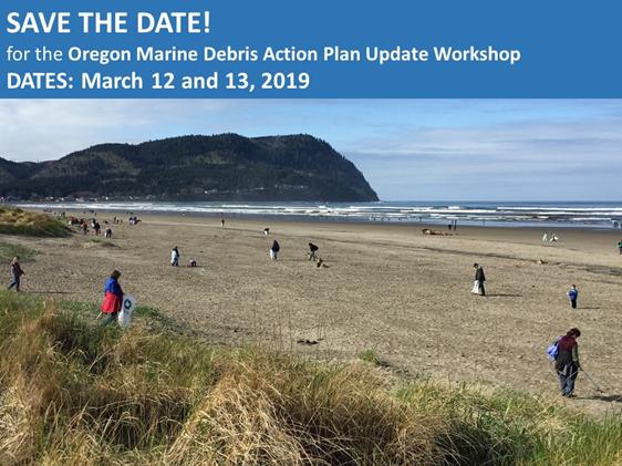 Oregon MDAP Workshop save the date.