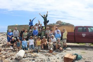 HWF volunteers at Kamilo