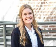 Gray's Reef NMS Volunteer of the Year Katie Miller