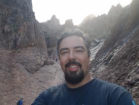 New NOAA Marine Debris Program Pacific Northwest Regional Coordinator Andrew Mason.