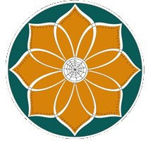 Connection flower logo