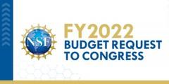 NSF 2022 Budget Request