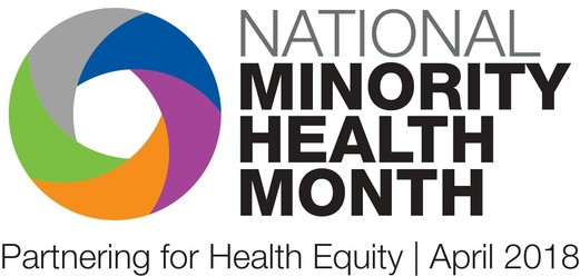 National Minority Health Month 2018